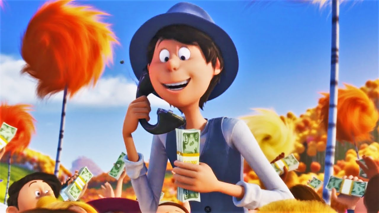 Download The Lorax   Everybody Needs a Thneed (Eu Portuguese)