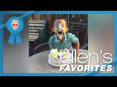 Ellen's Favorite Birthday Fails
