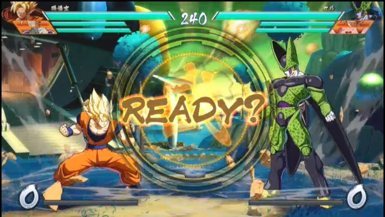 Dragon ball fighterz demo gameplay 2 goku gohan golden dragon ball fighterz demo gameplay 2 goku gohan golden frieza vs majin boo cell goku voltagebd Gallery