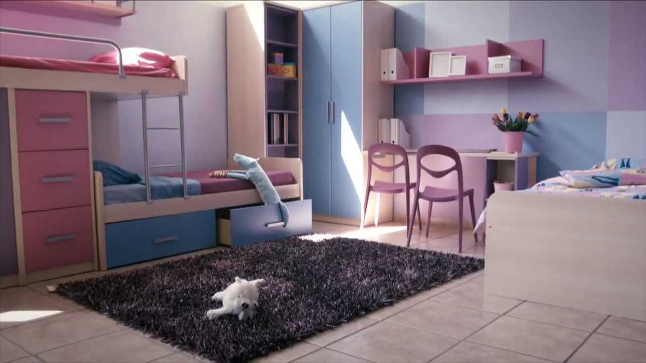 Andreotti Furniture   TV Commercial: Kids Bedroom 2013   YouTube