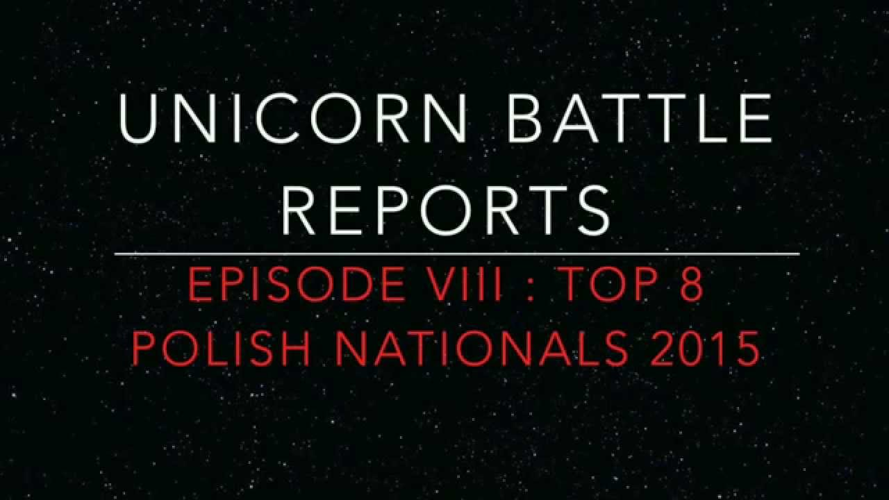Reports episode ix polish national championship top 8 youtube