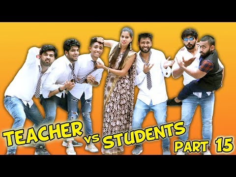 TEACHER VS STUDENTS PART 15 | BakLol Video
