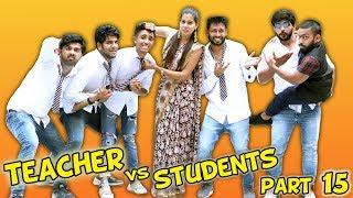 TEACHER VS STUDENTS PART 15 | BakLol