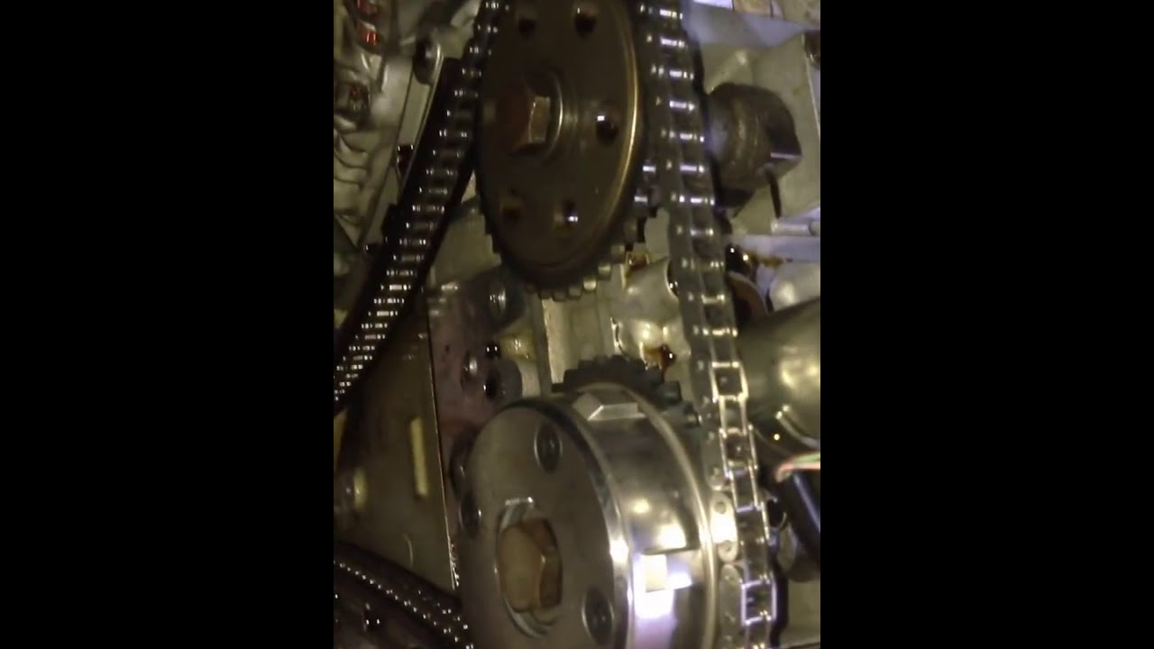 23 Mazda Timing Without Specialty Tools Cx 7 Turbo 3 6 Wiring Harness Schematics Speed Youtube