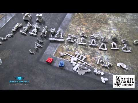TBMC - Gaming Review - Anvil Industries Unboxing