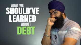 What The 2008 Financial Crash Should've Taught Us About Debt