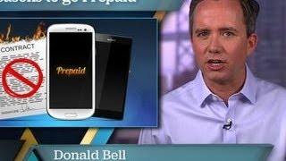 CNET Top 5 - reasons to go prepaid