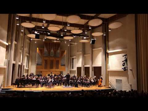 Children's March by Percy Grainger Tennessee Governors School for the Arts 2018 Wind Ensemble GSFTA