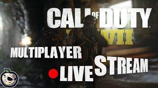 Call of duty WW2 MULTIPLAYER   Sponsor Goal 48 / 50   PS4   Prestige 4   COD WW2 STREAM #16