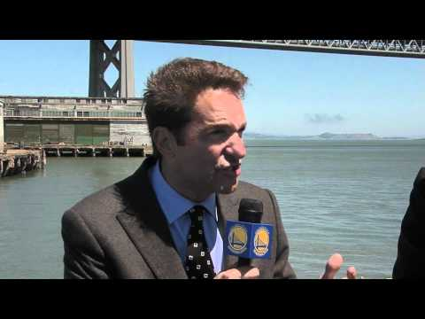 Joe Lacob and Peter Guber Interview - 5/22/12