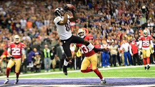 Super Bowl XLVII: Ravens vs. 49ers highlights