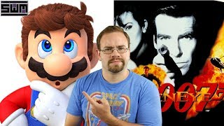 News Wave! - A Gamer Beats Mario Odyssey Without Jumping And Could 007 Goldeneye Make A Return?