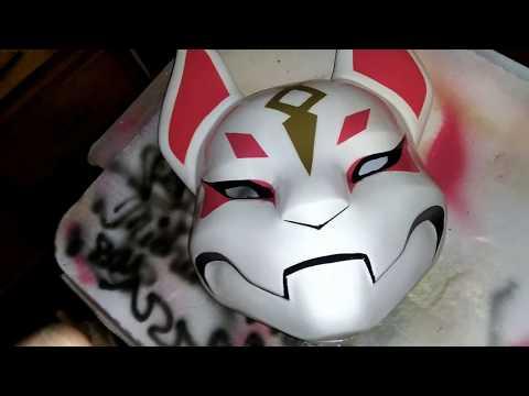 Fortnite Drift Mask 3D Printed #Cosplay