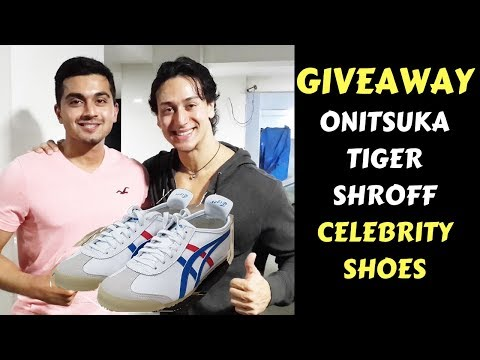 GIVEAWAY!!! ONITSUKA TIGER SHROFF Shoe