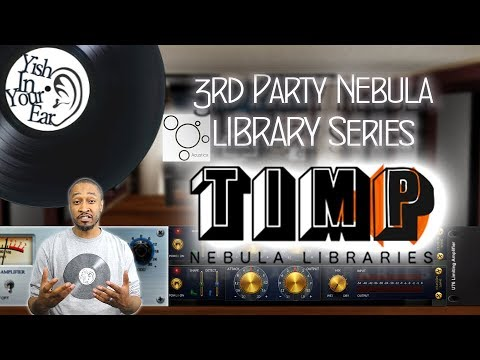 [Plugin Review] Tim P Nebula Libraries - 3rd Party Developer for Acustica Audio Nebula!