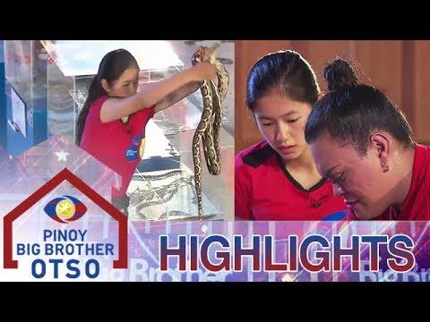PBB OTSO Day 29: Juliana at Kaori, sumabak sa 3rd Big Celebrity Challenge ni Kuya