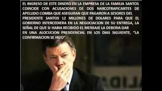 Enriquecimiento ilicito de Juan Manuel Santos PARTE 3
