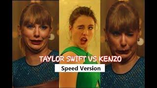 Скачать Taylor Swift Vs Kenzo World Speed Version