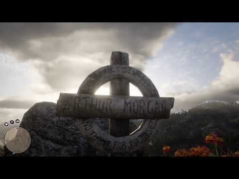 Red Dead Redemption 2 Arthur Morgan Grave Location - Arthur Morgan Grab Fundort