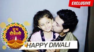"Shakti Arora & Barbie aka Pari wish fans a "" Happy Diwali"" | Silsila Badalte Rishton Ka"