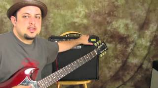 Guitar Amplifier review Line 6 Spider IV 75 (Metallica Green Day RHCP Nirvana) - sounds