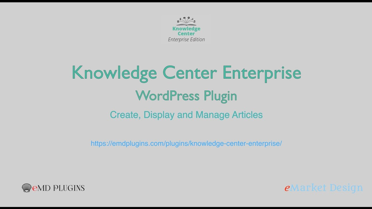 The best Knowledge base plugin for WordPress - Knowledge Center ...