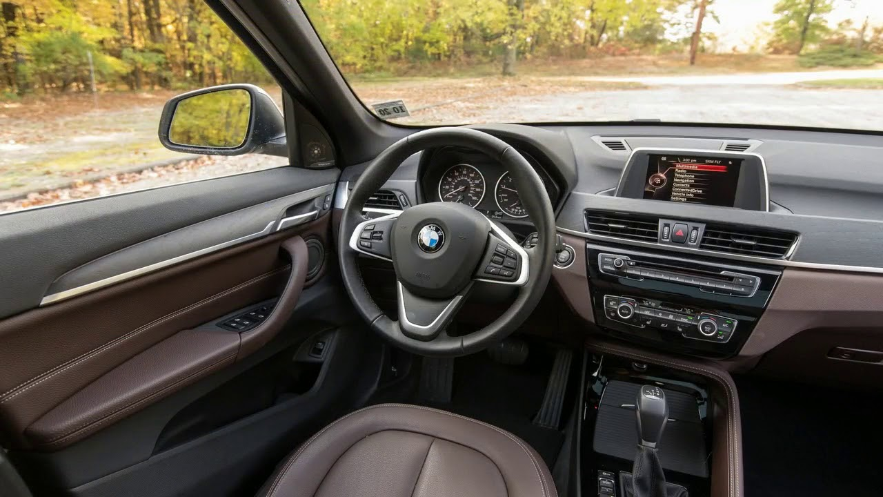 2018 Bmw X1 Review Youtube