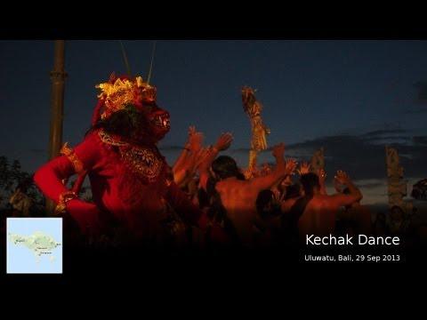 Kechak Dance, Uluwatu, Bali