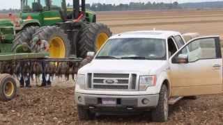 Hoff and Rudi Rice farming USA