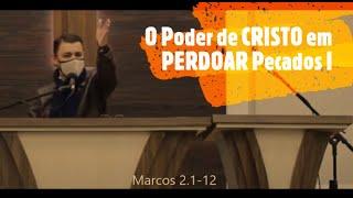 IP Arapongas - Pr Donadeli - PODER DE CRISTO EM PERDOAR PECADOS I - 23-08-2020