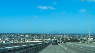 13-34 San Diego #1 of 5: The Coronado Island Bridge & More