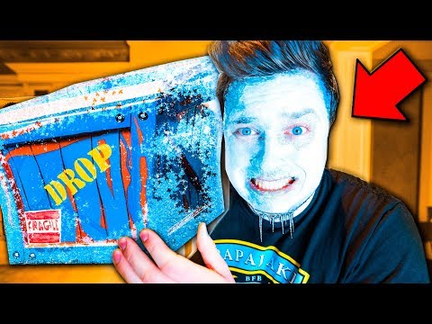 UNBOXING A $10,000 FORTNITE Season 7 Mystery Box