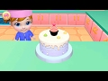 3D CAKE Wedding Cake Games-learn how to make cakes/ Real Cake Compilation#2