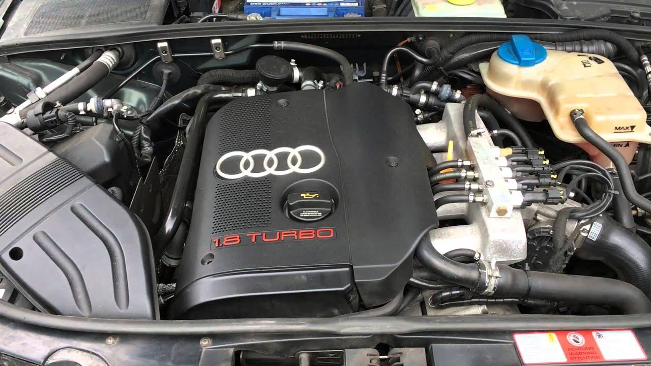 Klekotanie przy odpalaniu bex audi a4 b6 youtube for Audi a4 1 8 t motor for sale