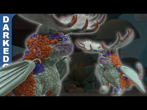 Crimson Goregutter | SPORE How to Train Your Dragon 3 thumbnail