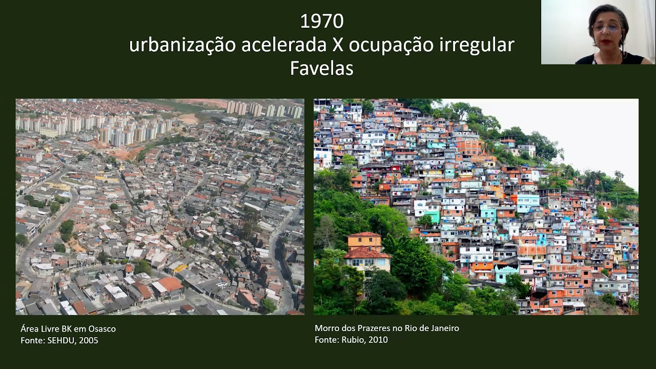 Programa de Urbanização de Favelas: Instrumentos de luta pelo direito à cidade