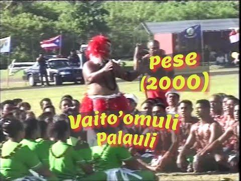 Vaito'omuli Palauli - Pese Samoa
