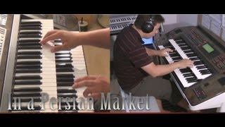 In a Persian Market - perf. by Marco Cerbella - A. W. Ketelbey (Electone, ELX-1m)