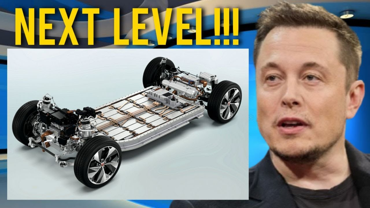 GAME OVER!!! Tesla's New Batteries Proved To Be SO MUCH AHEAD of Competition!