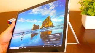 HP Elite x2 1013 G3 Tablet Review - Surface Pro Killer???