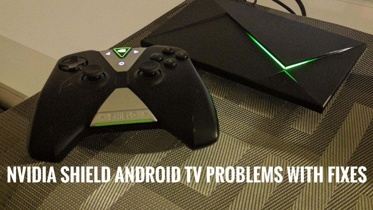 Image result for Blank Screen Problem on NVidia Shield TV