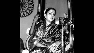 M S Subbulakshmi - Koluvaiyunnade - Bhairavi (2 of 2) - Tyagaraja Swami