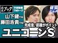【競馬ブック】 ユニコーンステークス 2017 予想 【TMトーク】