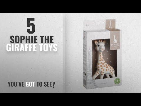 Top 10 Sophie The Giraffe Toys [2018]: Vulli Sophie The Giraffe New Box, Polka Dots
