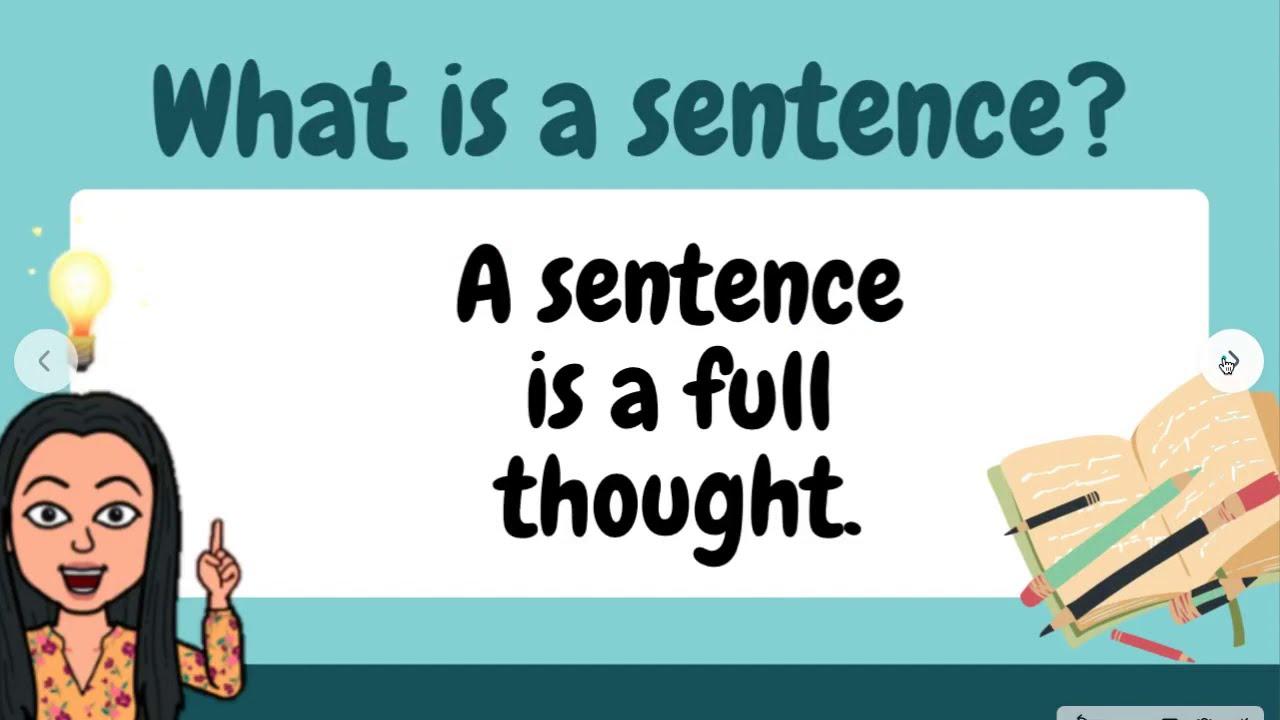 Sentences and Sentence Fragments - YouTube [ 720 x 1280 Pixel ]