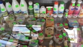 Крым!!! Отдых с палаткой))) Мыс Меганом(Обзор пляжа, цены в магазине., 2016-08-12T13:36:46.000Z)