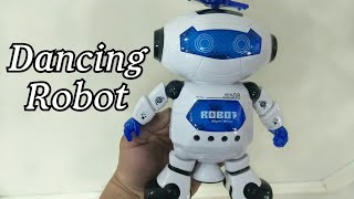 Dancing robot INDIA toy for kids by zest 4 toys unboxing