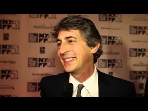 "NYFF51: Alexander Payne | ""Nebraska"" Red Carpet HD"