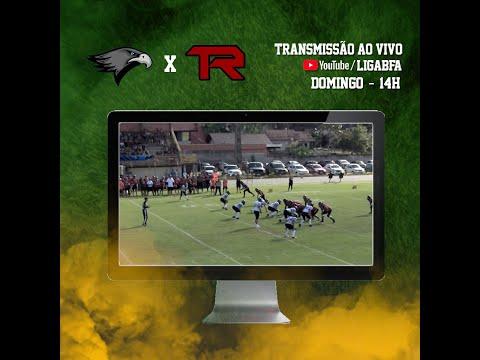 Liga BFA 2019 - Gaspar Black Hawks X T-Rex - AO VIVO
