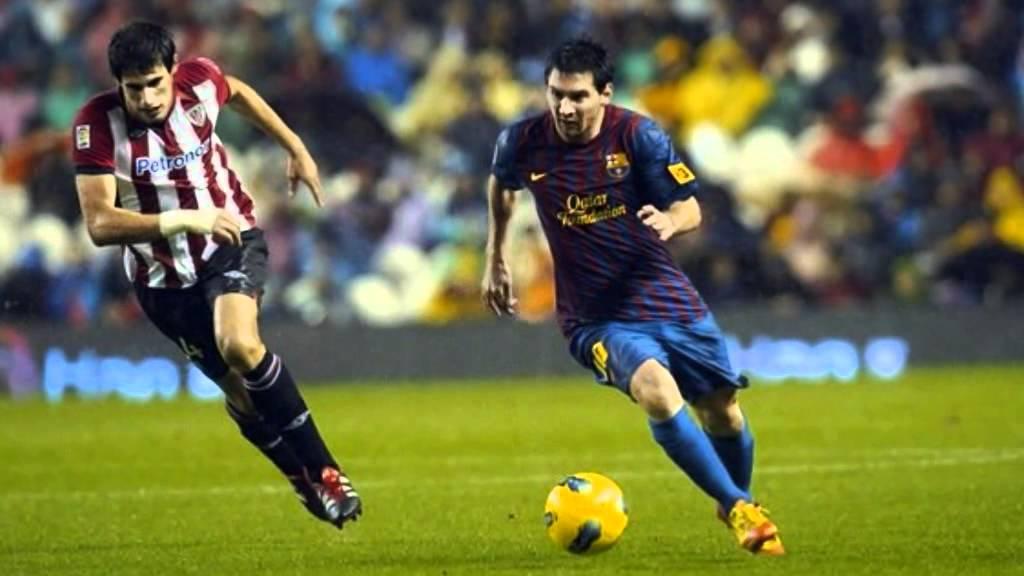 Athletic Bilbao vs FC Barcelona 2-2 All Goals & Highlights ...
